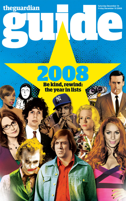 Cover for Guardian Guide by Gluekit, 2008
