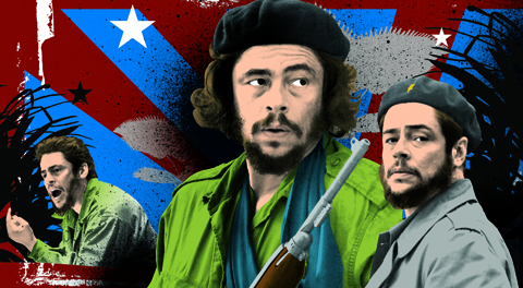 Che Illustration for EW by Gluekit, 2009