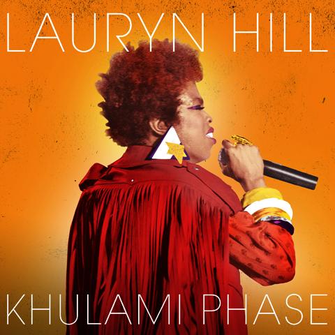 Khulami Phase Album Illustration for Vibe Magazine - Gluekit, 2009