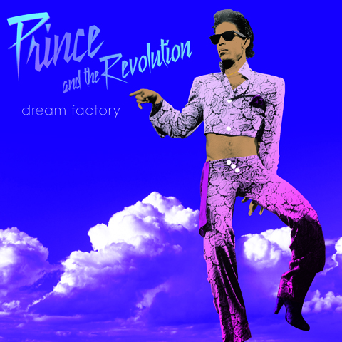 Dream Factory Album illustration for Vibe - Gluekit, 2009