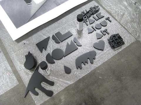 Gluekit Acrylic Pieces