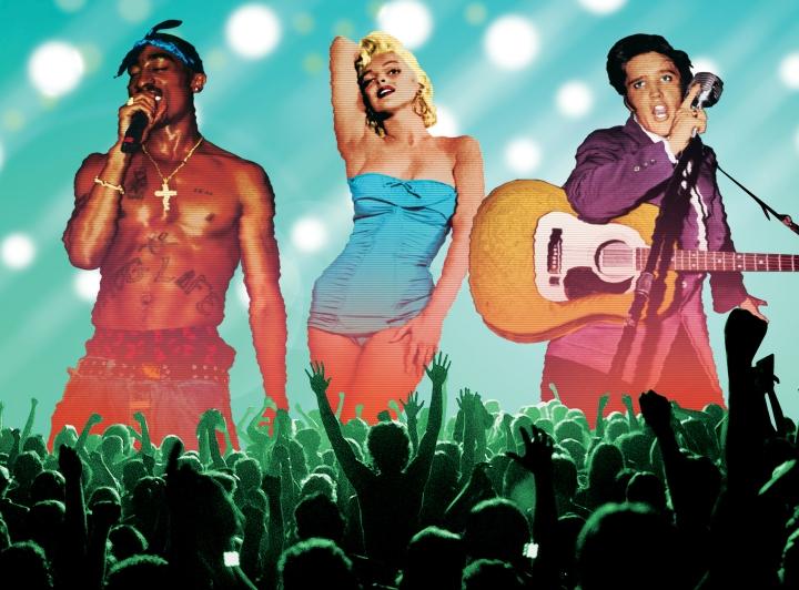 Celebrity Holograms