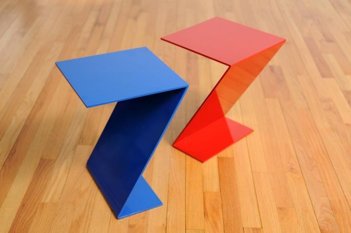 Gluekit Zee Tables for Long Play Show at Scion AV